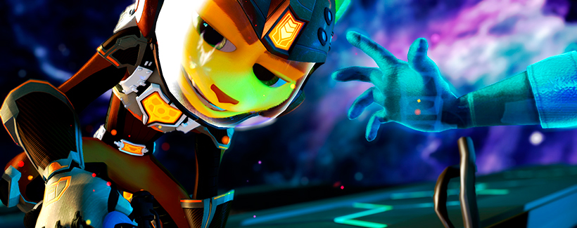 Ratchet & Clank Nexus